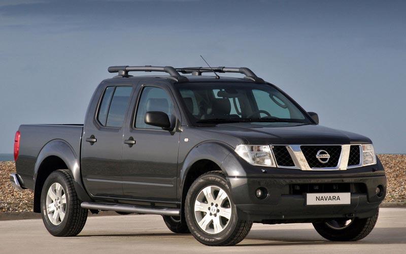 Фото Nissan Navara  (2005-2009)