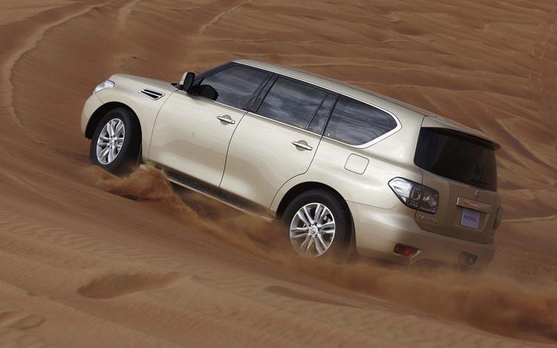 Фото Nissan Patrol