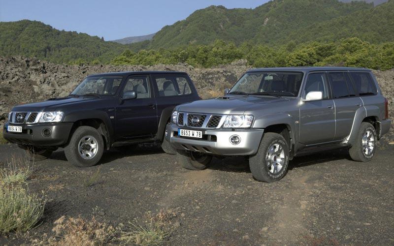 Фото Nissan Patrol GR  (2004-2010)