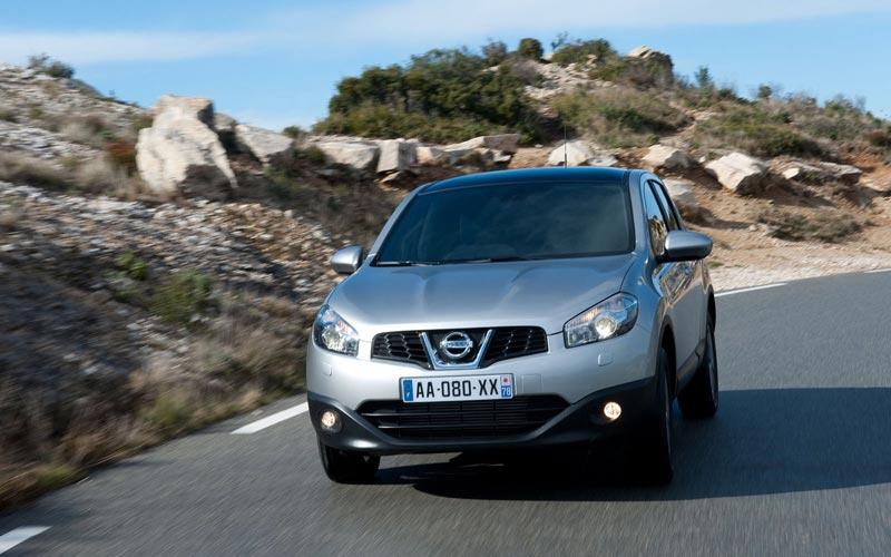 Фото Nissan Qashqai  (2010-2013)