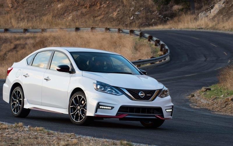 Фото Nissan Sentra Nismo