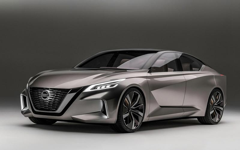 Фото Nissan Vmotion 2.0 Concept