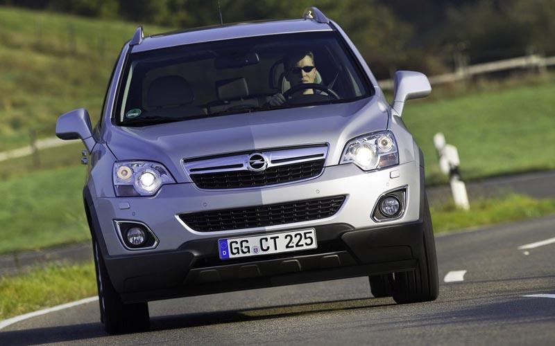 Фото Opel Antara