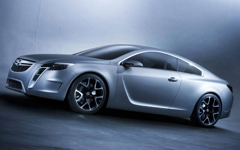Фото Opel Grand Turismo Coupe