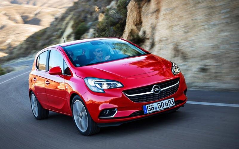 Фото Opel Corsa