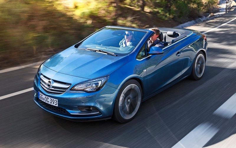 Фото Opel Cascada