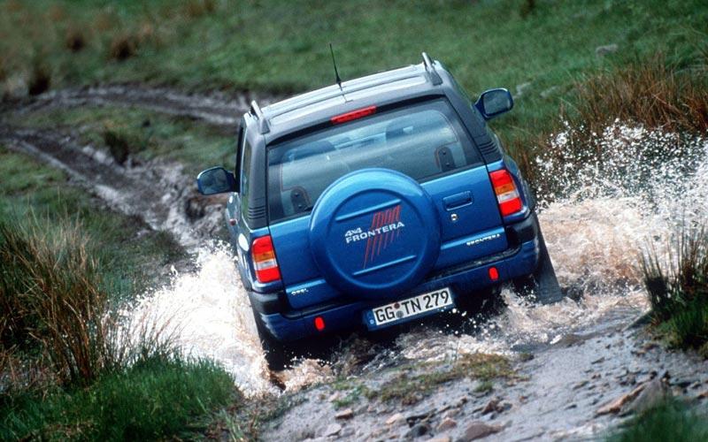 Фото Opel Frontera Sport  (1998-2001)