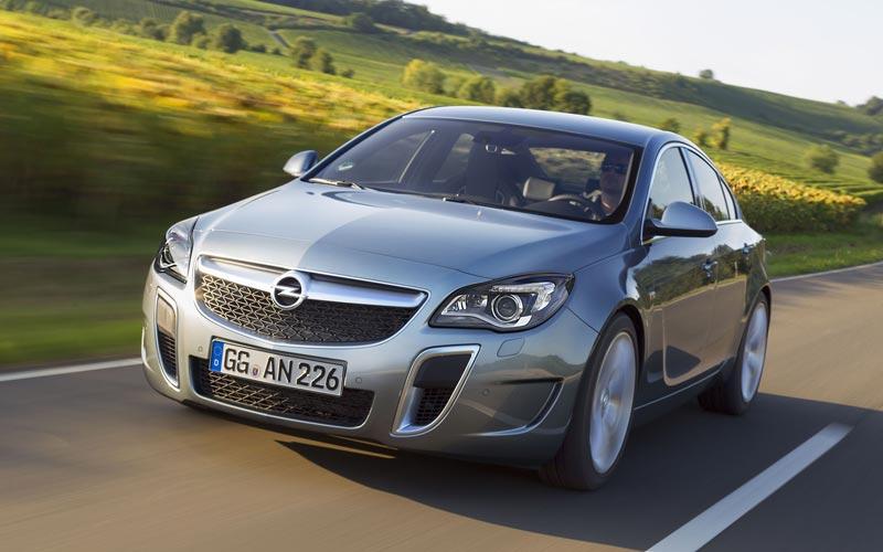 Фото Opel Insignia OPC  (2013-2017)