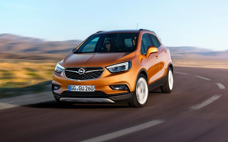 Фото Opel Mokka X