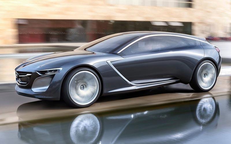 Фото Opel Monza