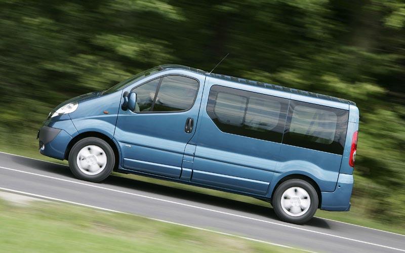 Фото Opel Vivaro