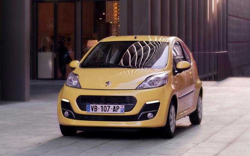 Фото Peugeot 107