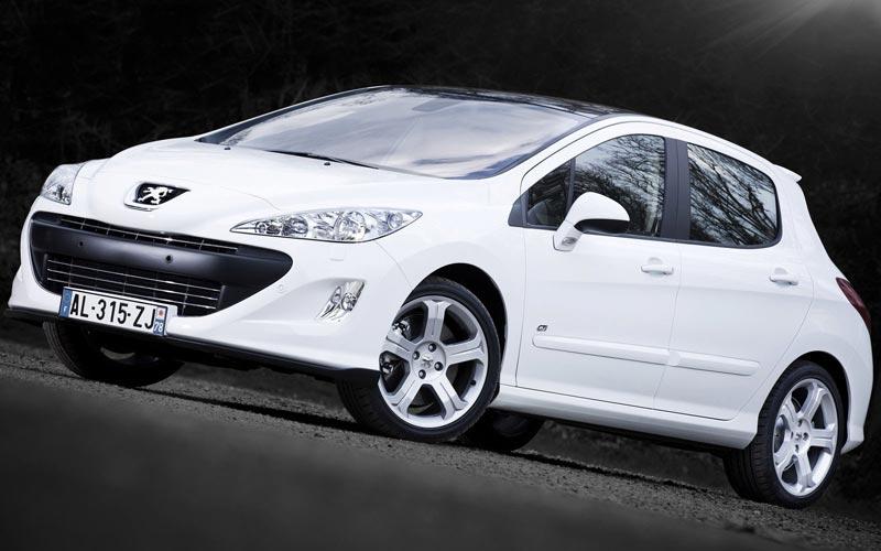 Фото Peugeot 308 GT  (2010-2010)