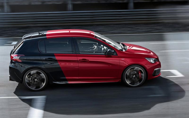Фото Peugeot 308 GTi