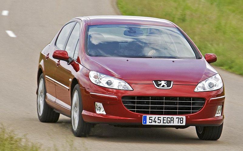 Фото Peugeot 407