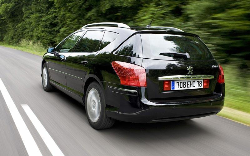 Фото Peugeot 407 Break