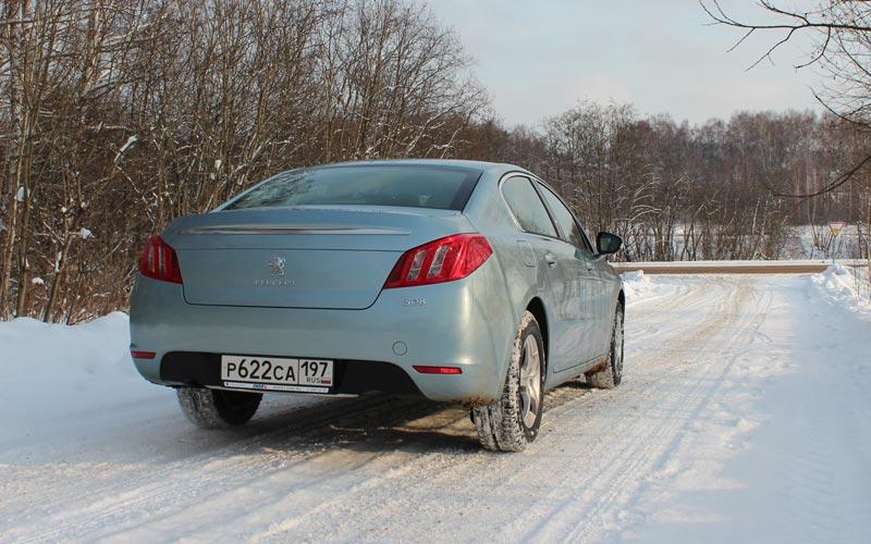 Фото Peugeot 508  (2010-2014)