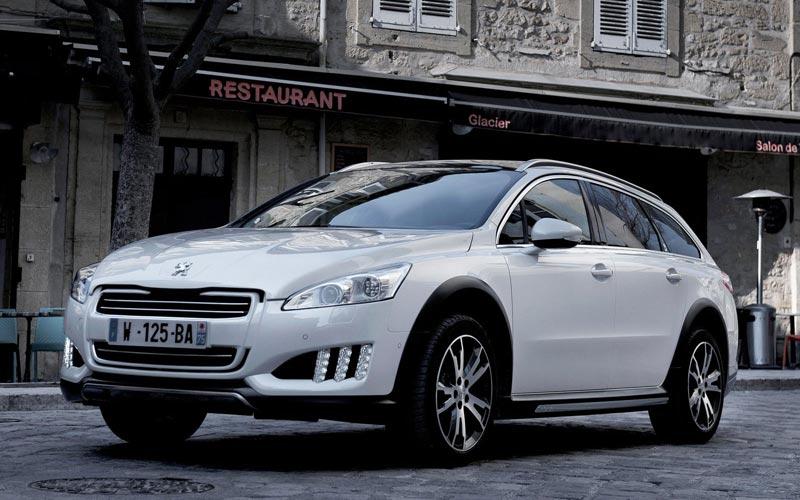 Фото Peugeot 508 RXH  (2012-2014)