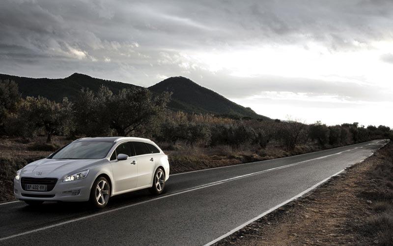 Фото Peugeot 508 SW  (2010-2014)