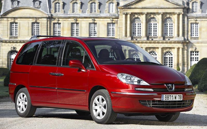 Фото Peugeot 807