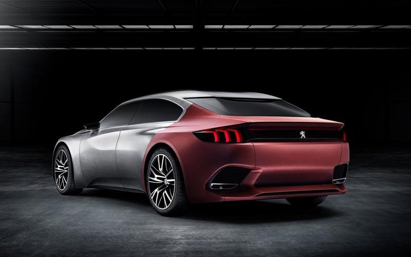 Фото Peugeot Exalt Concept