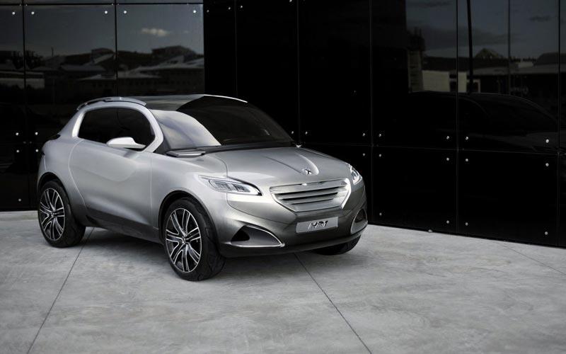 Фото Peugeot HR1