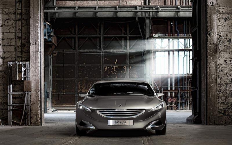 Фото Peugeot HX1
