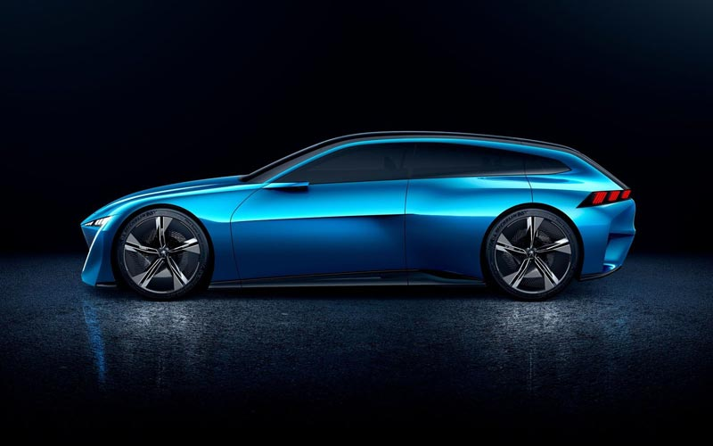 Фото Peugeot Instinct Concept