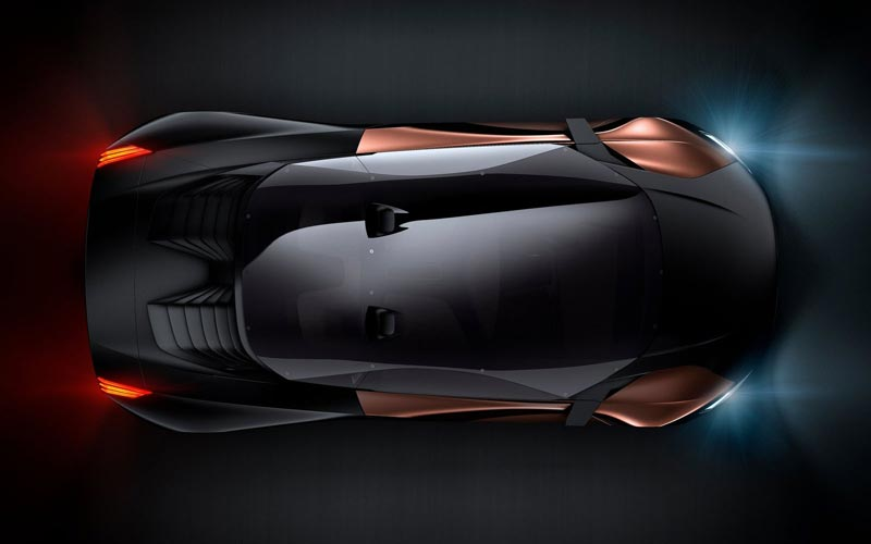 Фото Peugeot Onyx Concept