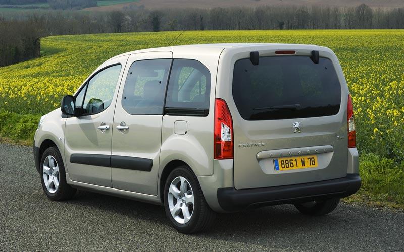 Фото Peugeot Partner Tepee  (2008-2012)