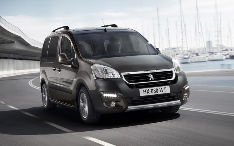 Фото Peugeot Partner Tepee
