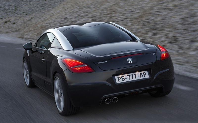 Фото Peugeot RCZ  (2010-2012)