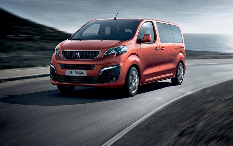 Фото Peugeot Traveller