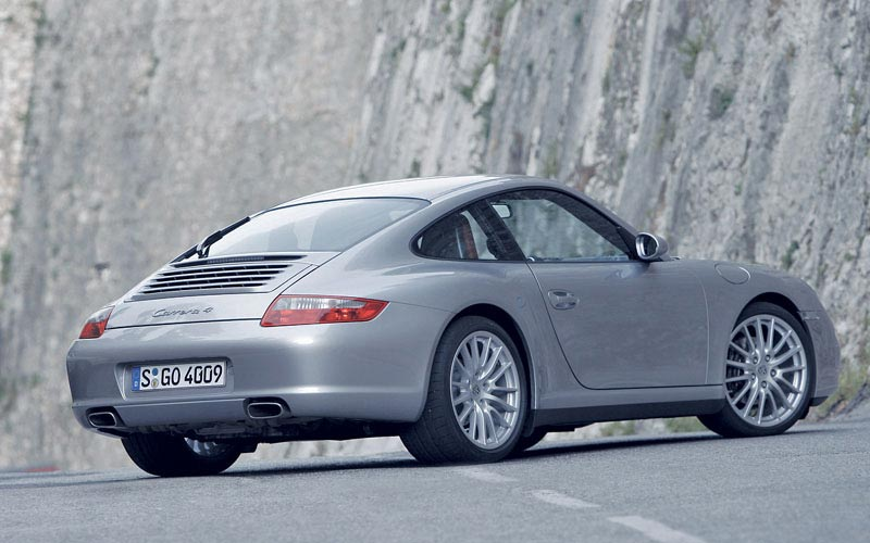 Фото Porsche 911  (2004-2008)