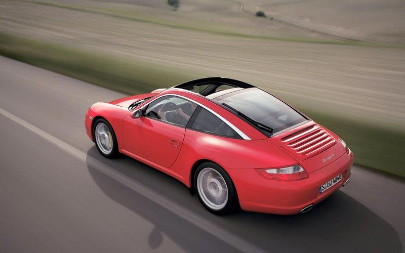 Фото Porsche 911 Targa  (2006-2008)