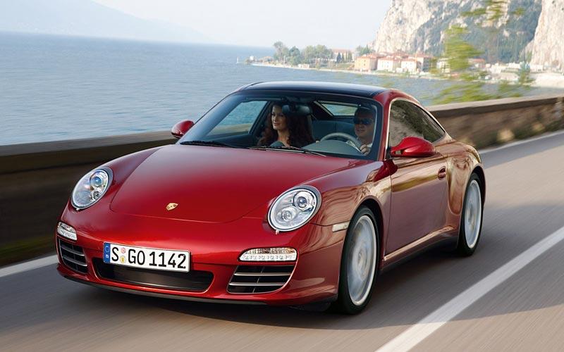 Фото Porsche 911 Targa  (2008-2011)