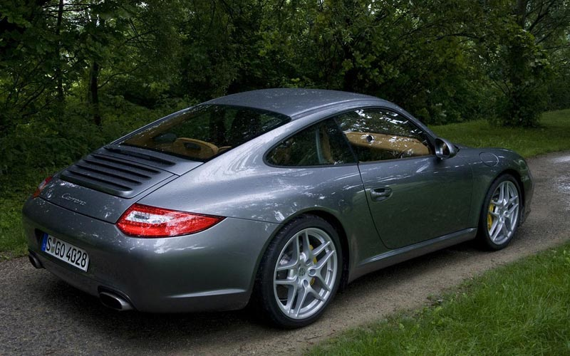 Фото Porsche 911  (2008-2011)