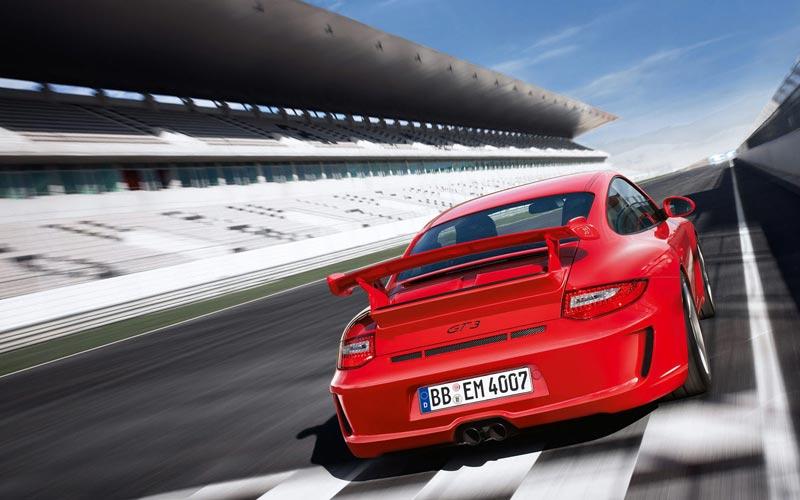 Фото Porsche 911 GT3  (2009-2011)