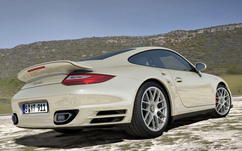 Фото Porsche 911 Turbo  (2009-2011)