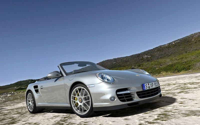 Фото Porsche 911 Turbo Cabriolet  (2009-2011)