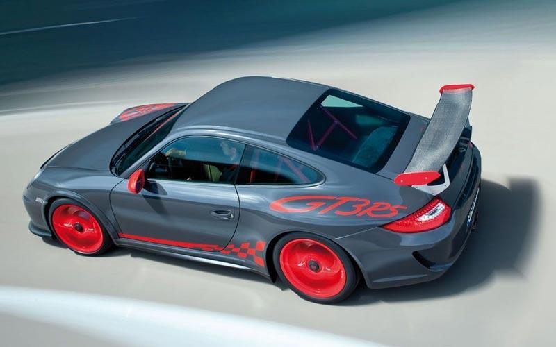 Фото Porsche 911 GT3 RS  (2009-2011)