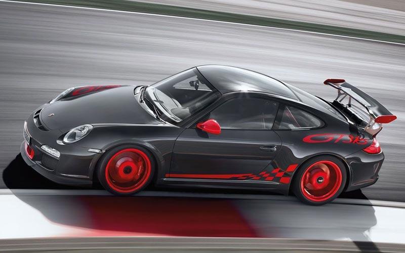 Фото Порше 911 ГТ3 РС  (2009-2011)