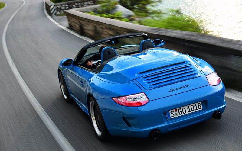Фото Porsche 911 Speedster