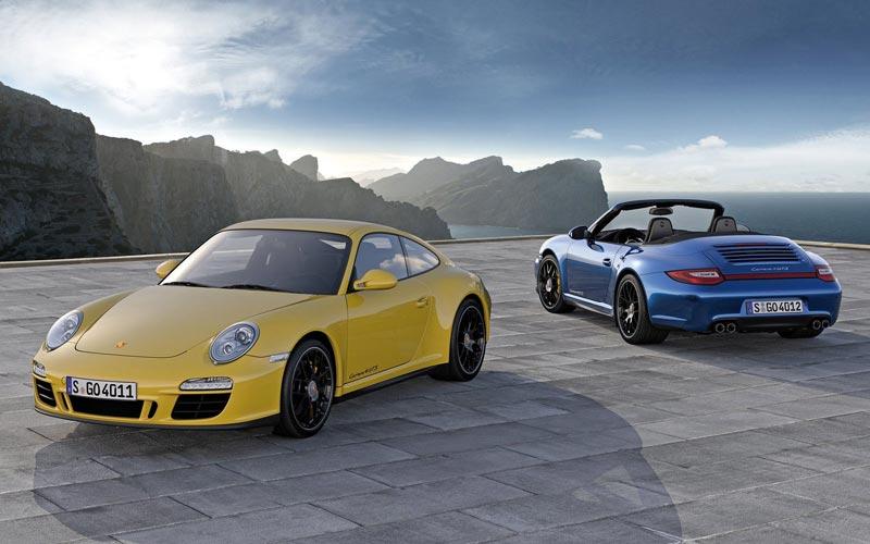 Фото Porsche 911 GTS  (2010-2011)