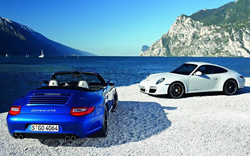Фото Porsche 911 GTS Cabrio  (2010-2011)
