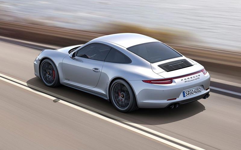 Фото Porsche 911 GTS  (2014-2015)