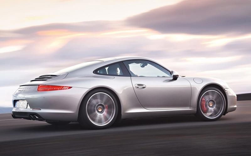 Фото Porsche 911  (2011-2015)