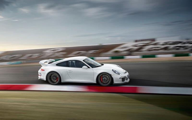 Фото Porsche 911 GT3  (2013-2016)