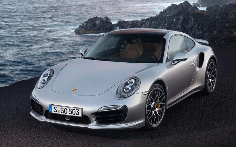 Фото Porsche 911 Turbo  (2013-2015)