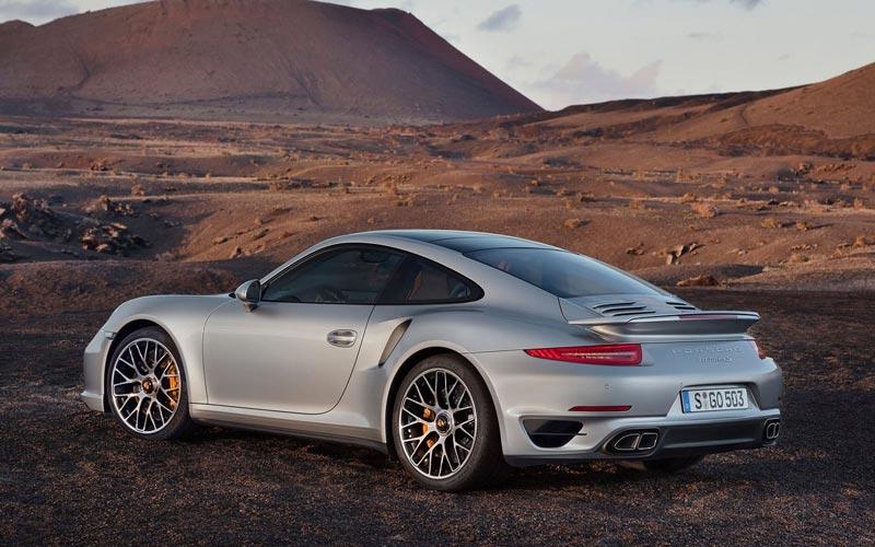 Фото Порше 911 Turbo  (2013-2015)